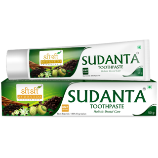 50gm Sudanta Toothpaste (Non-Fluoride)
