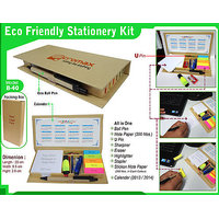 New Eco Friendly Stationery Kit 1 Pc