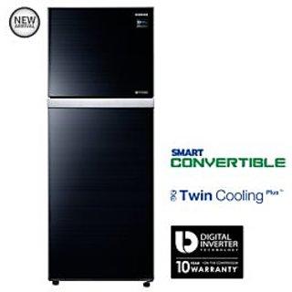 Samsung RT42K5068GL/TL 415 Litres Double Door Frost Free Refrigerator