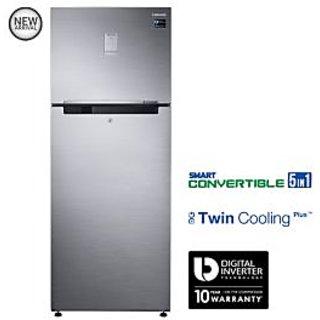 Samsung RT49K6758S9/TL 480 Litres Double Door Frost Free Refrigerator