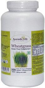 Ayurvedic Life Wheatgrass 500 Tablet