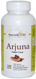 Ayurvedic Life Arjuna 120 capsules