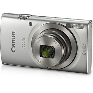 Canon IXUS 185 Digital Camera(Silver)