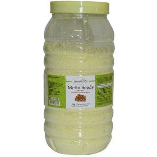 Ayurvedic Life Methi Seed Powder - 1 kg powder