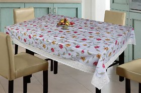 Katwa Clasic - 60 x 90 Inches Printed Opac WRF-Series Table Cover (POWRF-01)