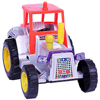 Esoft Mahindra Tractor Pull Push Friction Toy