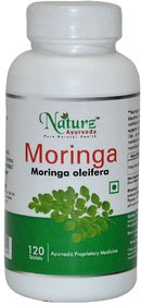 Naturz Ayurveda Moringa 120 Tablets