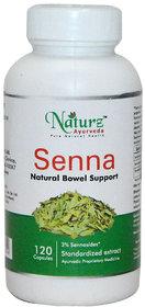 Naturz Ayurveda Senna 120 capsules