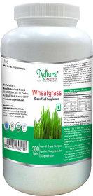 Naturz Ayurveda Wheatgrass 500 Tablet