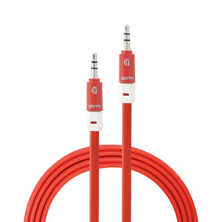 Alpha AR01 1mtr AUX Cable (Red)