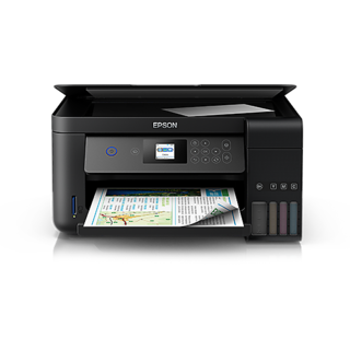 Epson L4160 Wi Fi Duplex All in One Ink Tank Printer Inkjet Printers