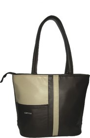 Jupiter Stylish Ladies Hand Bag - BROWN FAWN