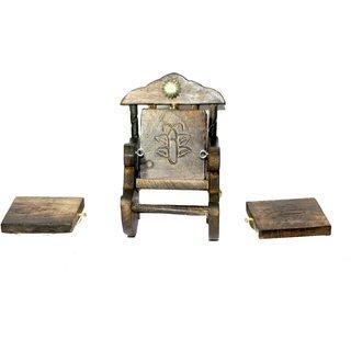 Wooden Tea Coaster 2