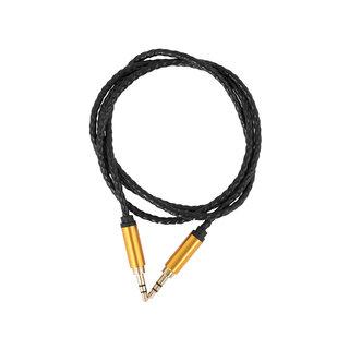 Alpha AG01 1mtr AUX Cable (Black)