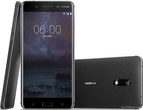 Nokia 6 Matte Black ( 6 Months Brands Warranty)