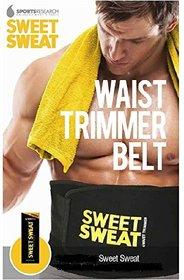 Sweet Sweat Waist Trimmer Men Slimming Belt Tummy Tucker Belt Shaper for Men
