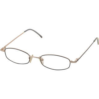 affable Rimmed Oval Unisex Spectacle Frame - A173 45 mm
