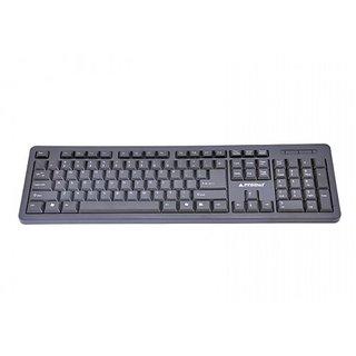 ProDot TRENDY BLACK USB KEYBOARD ( KB-207s )