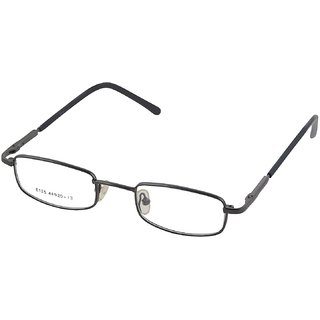 affable Rimmed Rectangular Unisex Spectacle Frame - A155 45 mm