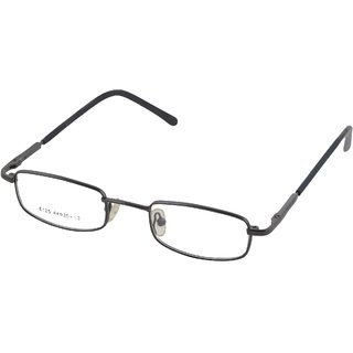 affable Rimmed Rectangular Unisex Spectacle Frame  A156  45 mm