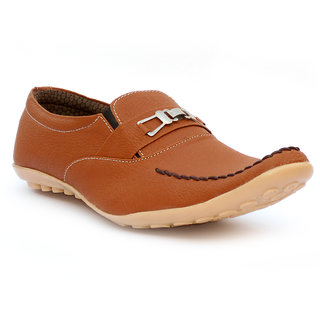 Mr.Chief Brown Men's Lace up casual shoes