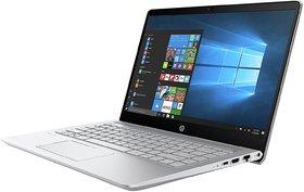 HP Pavilion 15-CC129TX 2017 15.6-inch Laptop (8th Gen 8250U /Core i5/8GB/1TB/Windows/Integrated Graphics), Silver