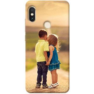 FurnishFantasy Back Cover for Redmi Note 5 Pro - Design ID - 0390
