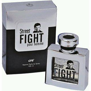 Street fight perfume