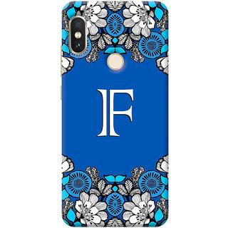 FurnishFantasy Back Cover for Redmi Note 5 Pro - Design ID - 1278