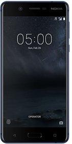 Nokia 5 (3 GB, 16 GB, Tempered Blue)