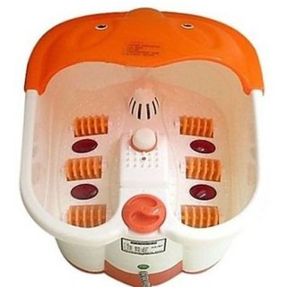 Foot water bath massager