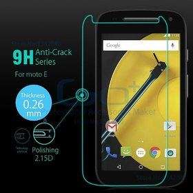 Premium Tempered Glass Screen Protector For Motorola Moto E 2nd Gen XT1506