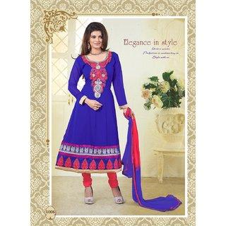 Khushali Georgette Anarkali Suit Nargis 06