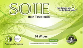 SOIE Bath Towels