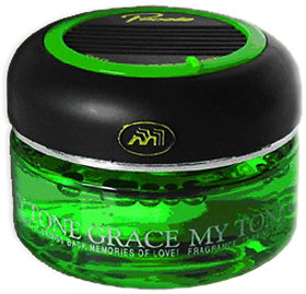 My Tone Grace Grace Green Car Perfume Lemon Diffuser Lemon Air Freshener (150 G)