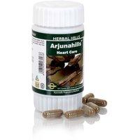Herbal Hills Ayurvedic Arjuna  (Terminalia arjuna) Powder and Extract blend - 60 capsule 500mg