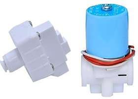 RO Solenoid Valve 24V SLX+ Low Pressure Switch for RO  from DivineRoSystem