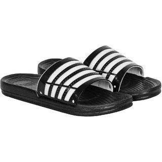 325f346d65a3 Buy Super Black-972 Men/Boys Flip-Flop Slippers Online - Get 44% Off