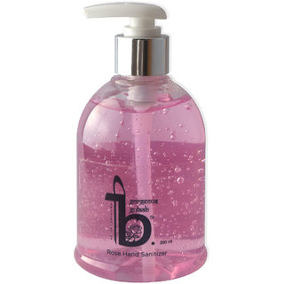 Be. The Solution-Rose Hand Sanitizer 300 ml