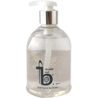 Be. The Solution-Oud Hand Sanitizer 300 ml