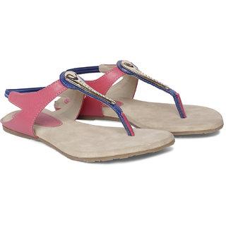 GOOSEBUMPS Women's Pink Flats
