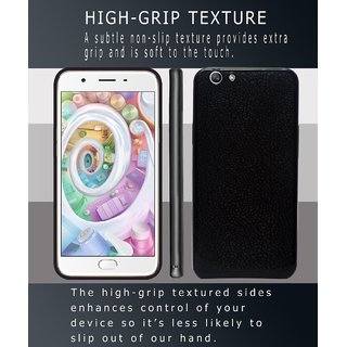 Oppo F1s Textured Soft Back Cover