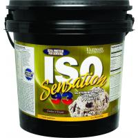 Ultimate Nutrition ISO Sensation 93 - 5 Lbs (Cookies &