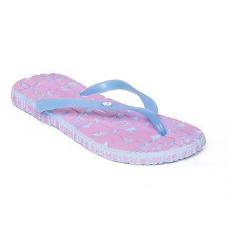 Vaniya Shoes Pink Slippers