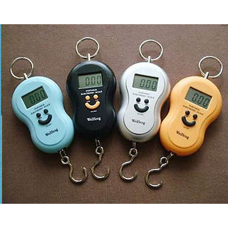 Pocket Weighing Scale Fishing Travel Scale Balance Scale Assured Product