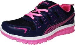 Orbit Sports Running Shoes LS 15 navy blue pink