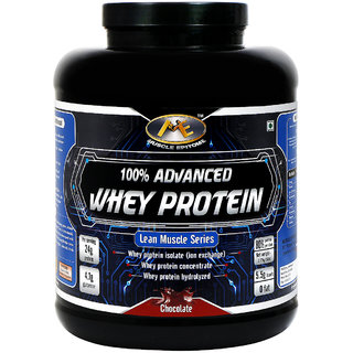 Muscle Epitome 100% Advanced Whey Protein