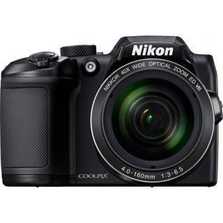 Nikon Coolpix B500 Point & Shoot Camera (Black)