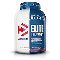 Dymatize Nutrition Elite Whey Protein Powder - 5 Lbs (S