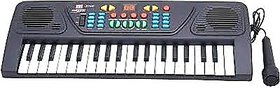 StyloHub 37 Keys Electronic Keyboard Kids Musical Piano with Mic